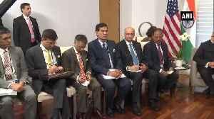 PM Modi, President Trump meet on sidelines of G7 Summit [Video]