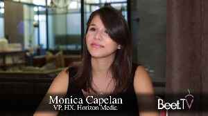 Horizon Media's Capelan Wants More Premium From SSPs [Video]
