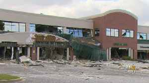 Business Owners Get First Look At Damage Caused By Gas Leak, Explosion [Video]