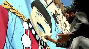 Afghan independence: Artists mark 100 year anniversary [Video]