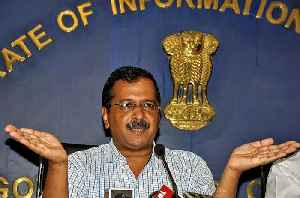 Arvind Kejriwal announces waiver of water bill arrears in Delhi [Video]