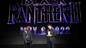 Release date revealed for 'Black Panther 2' [Video]