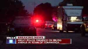Police investigating report of shots fired on Ebling Avenue in the town of Tonawanda [Video]