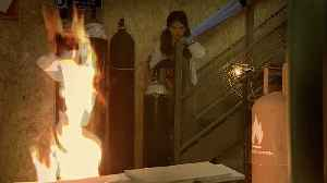 Coronation Street Soap Scoop! Fiz and Hope's fire drama [Video]