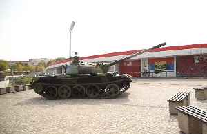 Serbia's Red Star fans wheel out tank ahead of match with Young Boys