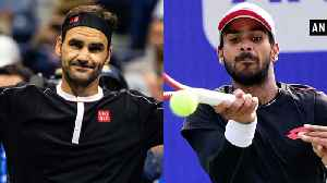 News video: US Open: Sumit Nagal's mother proud of son's achievements against 'God Federer'