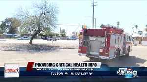 News video: New law aims to provide first responders with critical patient health information