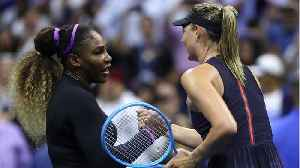 News video: Serena Williams Dominates Maria Sharapova