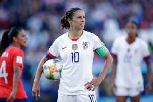 Carli Lloyd Received Offer to Kick in NFL Preseason Game [Video]