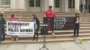 Eric Garner's Family & Advocates Holding Rally At City Hall [Video]