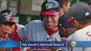 Baseball Report: National League Wild Card Race Up For Grabs [Video]