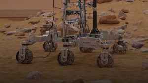 Mars rover assembly complete ahead of 2020 launch date [Video]
