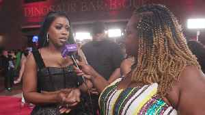 News video: Celebrities Talk about Missy Elliott's Legacy on the VMA Red Carpet