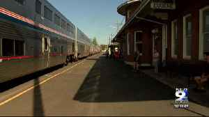 Trump administration looks to cut Eugene's only rail service to the south [Video]