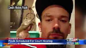 Mickey Paulk in Court Today [Video]