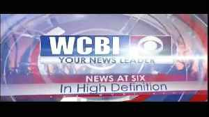 WCBI NEWS AT SIX - AUGUST 27, 2019 [Video]
