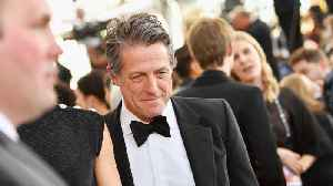 Hugh Grant cries during every movie he watches these days [Video]