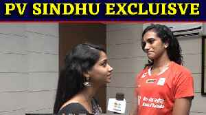 PV Sindhu Exclusive Interview: Sindhu aims for great performance in Tokyo Olympics | Oneindia News [Video]