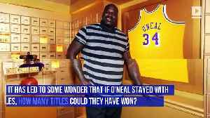 Kobe Bryant and Shaq Are Still Trash Talking One Another [Video]