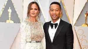 John Legend Praised Chrissy Teigen for Shutting Fox News Down on Twitter and More News [Video]