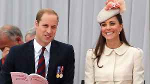 This Is Why Prince William and Duchess Catherine Don't Hold Hands in Public [Video]