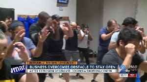 Business overcomes obstacle to stay open following gas explosion in Columbia [Video]