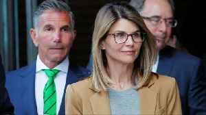 Loughlin, husband appear in Boston court [Video]