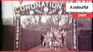 Historians have found what could be the earliest colour home movie ever shot in Britain [Video]