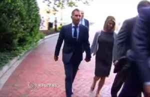 Loughlin, husband appear in Boston court [Video]