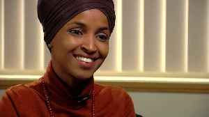 Esme Murphy Sits Down With Rep. Ilhan Omar [Video]