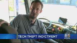 News video: Ex-Google Engineer Indicted For Stealing Self-Driving Vehicle Technology