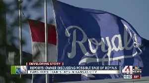 Report: David Glass discussing possible sale of Royals [Video]