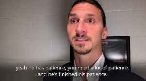 Zlatan Ibrahimovic: I could still make it in the Premier League [Video]