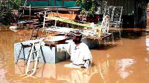 Sudan floods: More than 60 people killed after heavy rain [Video]