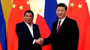 South China Sea dispute to dominate Duterte's China visit [Video]