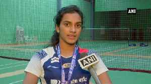 'Badminton is growing in India': PV Sindhu after World Championship gold [Video]