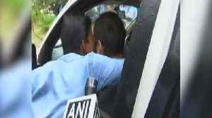 Watch: Rahul Gandhi kissed by a man during Wayanad visit [Video]