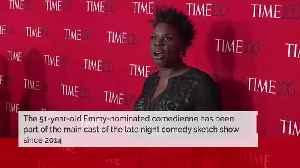 Leslie Jones 'leaving Saturday Night Live' [Video]