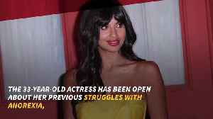 Jameela Jamil's weight struggle was a 'waste of happiness' [Video]