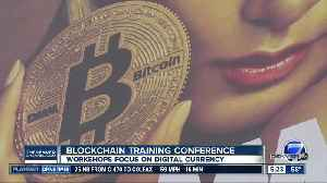 Blockchain training conference in Denver today [Video]