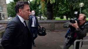 Dean Saunders jailed for 10 weeks after drink-driving arrest [Video]