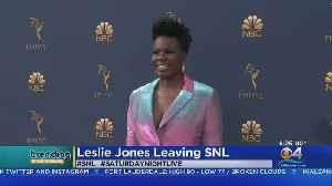 Trending: Leslie Jones [Video]