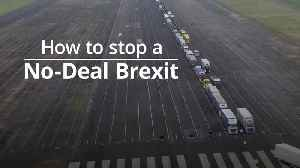 How could a no-deal Brexit be stopped? [Video]