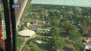 Scale The Lofty Heights Of The State Fair's Great Big Wheel [Video]