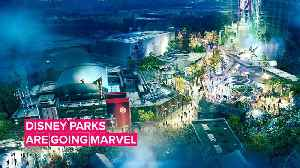 All the Disney Park/ Marvel news that may change your travel plans [Video]