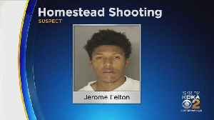 Police Arrest Suspect In Shooting, Chase [Video]