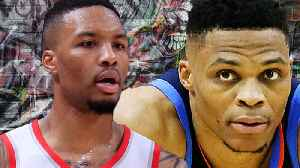 Damian Lillard Says He Was PISSED At Story That He & Russell Westbrook Had Beef [Video]