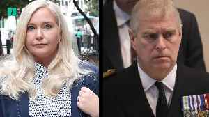 Prince Andrew Rape Accuser Speaks Out [Video]