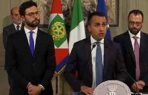 Italy's PD and 5-Star agree to form coalition [Video]