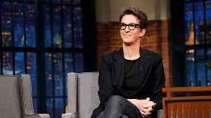 Rachel Maddow Announces She Had Trump's Tax Returns and More News [Video]